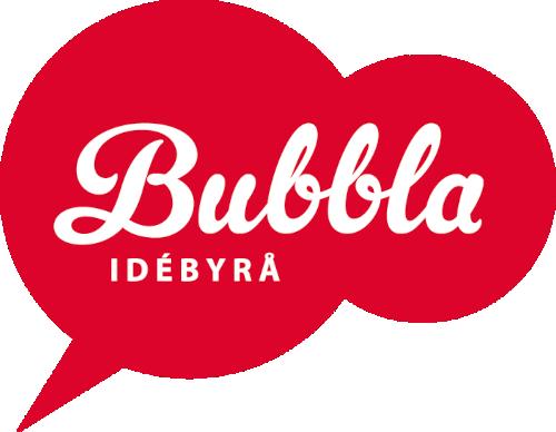 Bubbla idébyrå logo